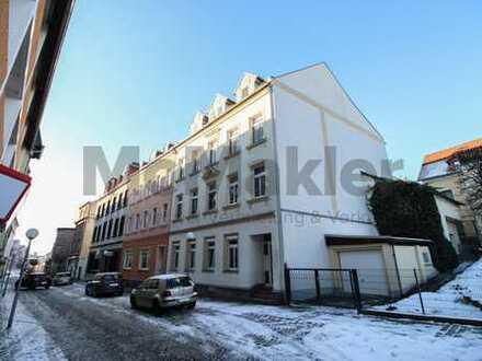Gut vermietete 3-Zi.-ETW mit Dachterrasse in Hohenstein-Ernstthal - Kapitalanlage oder neues Zuhause