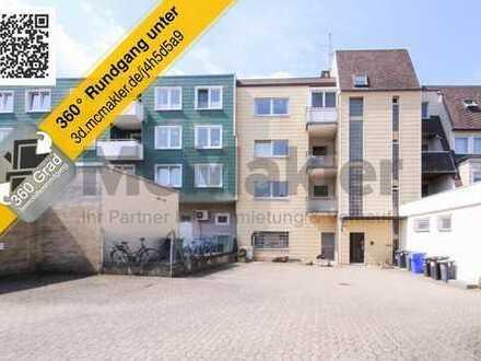 Zentraler geht's nicht! Geräumige 2-Zimmer-Wohnung mit 2 Balkonen im Herzen von Bad Harzburg!