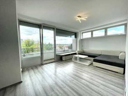 Schön aufgeteilte 3-Zimmer-Wohnung mit Balkon in Ginsheim-Gustavsburg