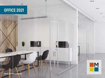 In bester Lage - In besten Händen: Büro- oder Praxisfläche mit Option auf Erweiterung.