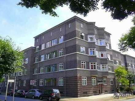 List-Gartenstadt: Schöne 2-Zimmer-Wohnung mit großer Wohnküche und gemütlicher Süd-Loggia