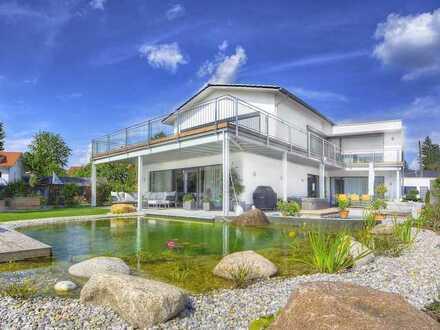 Doppelhaushälfte 4 in Bestlage inkl. Grundstück und Erschließung