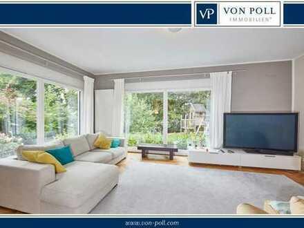 Exklusive EG-Wohnung in einer charmanten Altbau-Villa