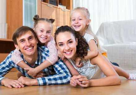 Geniale 4-Zimmer Familienwohnung im Obergeschoss!