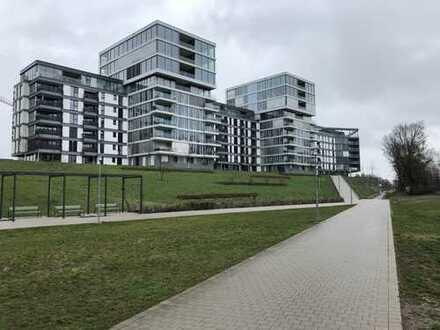 Provisionsfrei! 1 Zimmer Neubauwohnung direkt am City-Park