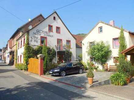 Leinsweiler bei Landau - Bezauberndes Winzeranwesen mit romantischem Garten sucht neuen Eigentümer