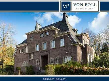 Bedeutende Villa der Architekturgeschichte im historischen Zooviertel