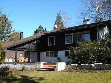 Freistehende ren.-bedürftige Luxusvilla am Starnberger See