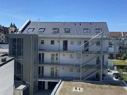 **Moderne 2-Zimmer-Wohnung mit Südbalkon in zentraler Lage im Stühlinger**