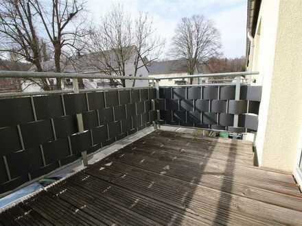Sonnige 2 Raumwohnung mit Balkon
