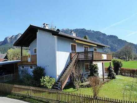 Zweifamilienhaus mit extra Baugrundstück