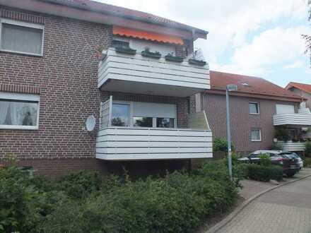 Schöne, helle 2-Zimmerwohnung mit Balkon in ruhiger, gepflegter Wohnanlage