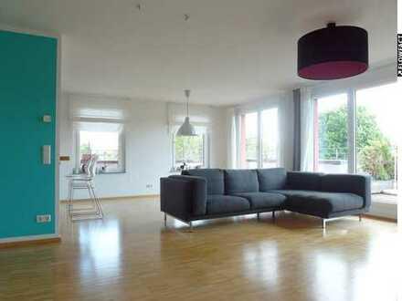 Moderne 4,5-Zimmer Penthousewohnung mit großer Dachterrasse