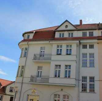 Großzügige Wohnung im Zentrum von Ballenstedt