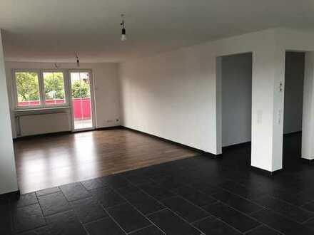 Schicke 3,5-Zimmer-Wohnung in Weil der Stadt-Merklingen Erstbezug nach Sanierung mit großem Balkon: