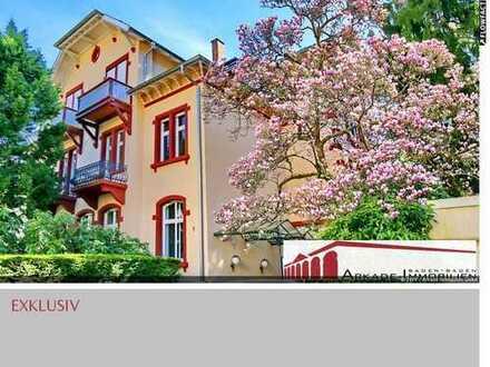 *** Ihr neuer Firmensitz in exklusiver, denkmalgeschützter Villa nahe der Lichtentaler Allee ***
