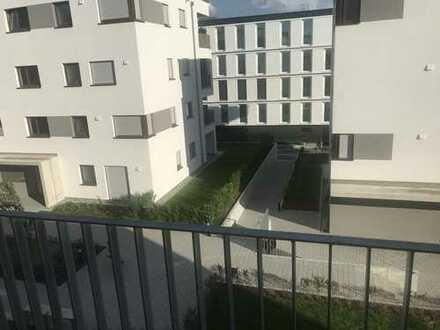 STADTWOHNUNG AALEN: Am Kulturbahnhof - 2,5-Zimmer-Wohnung mit EBK und Balkon in Aalen