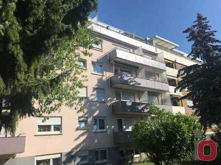 Ideal für Eigennutzer oder Kapitalanleger - Praktische 2-ZKB Etagenwohnung mit Süd-Balkon