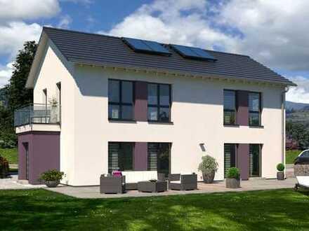Traumhaftes Haus für 2 Familien geplant!