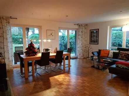 Exklusive, barrierefreie 3,5 Raum Wohnung mit Terrasse und Garten in Bottrop-Kirchhellen