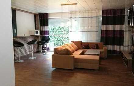 Neu: Helles Appartment in Rhauderfehn/Collinghorst mit Terrasse und Küche