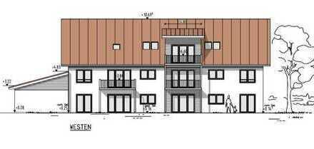 4-Zimmer-Gartenwohnung in Süd-West-Ausrichtung