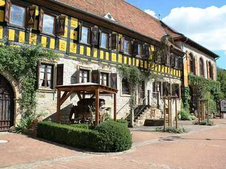 TOP Rendite-TOP Anlage! Historisches Gasthaus der Superlative in Gondelsheim-LöwenThor!