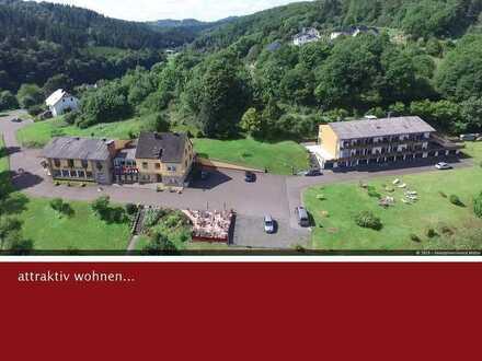 3*** Hotelanwesen in idyllischer Lage, herrlichem Fernblick unweit vom Eifelsteig&Maar zu verkaufen