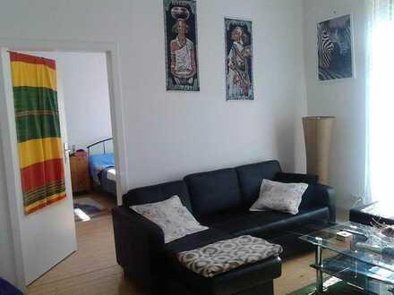 Two-room furnished appartment in Schwetzingerstadt