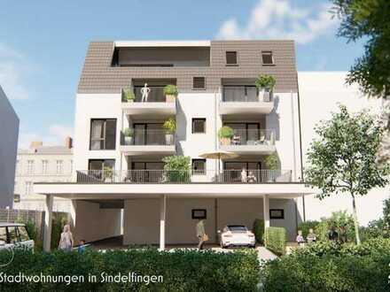 DEM HIMMEL NAH IN IHRER NEUEN PENTHOUSE-WOHNUNG : Wohnung 7 / 4. OG