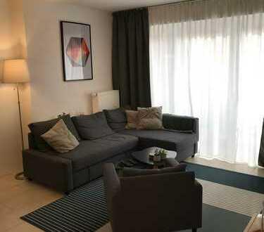 Mitten drin: 3-Zimmer-Wohnung am Niederort