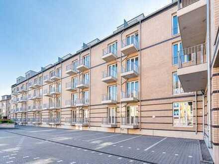 We 18 - möbliertes Appartement - teilw. mit Balkon; WE 1.054