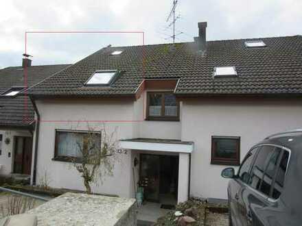 Eine bezaubernde 2,5 Zimmer Maisonette-Wohnung in Bad Teinach-Zavelstein zum Wohlfühlen!