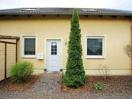 **Reihenmittelhaus - in idyllischer Lage am Stadtrand von Delitzsch**