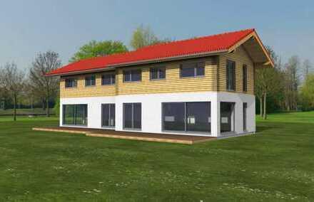 Doppelhaushälfte (Neubau) in Breitbrunn am Chiemsee