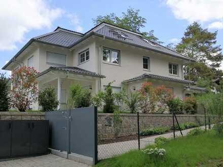 *Neubau*: Hochwertige Doppelhaushälfte mit Alpenblick in Berg | Starnberger See