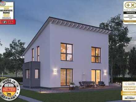 Haben Sie ein Grundstück im Neubaugebiet Leiberstung? Wir haben das richtige Haus für Sie.