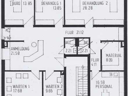 Büro- und Praxisräume im Zentrum von Illertissen zu vermieten