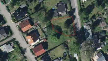 Gartengrundstück in Langenhorn