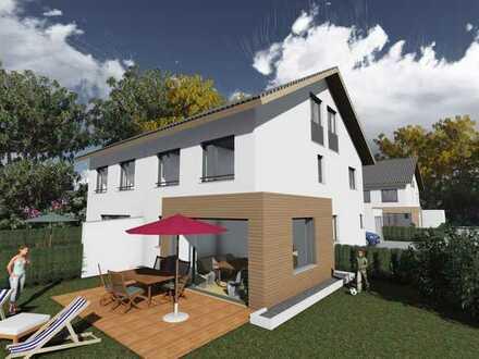 Neubau einer großzügigen DHH in Penzing ! 2 km östl. von Landsberg, Haus 4