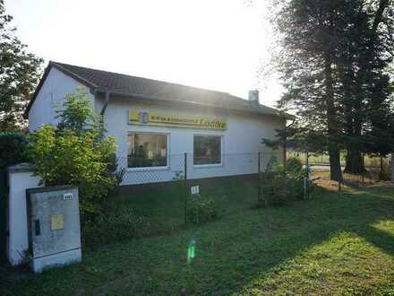 Gewerbeeinheit mit Grundstück in zentraler Lage in Velten zu verkaufen !