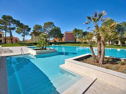 MEERBLICK- PENTHOUSE- WOHNUNG BEI ES TRENC MALLORCA