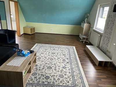 Möblierte 3 Zimmer Küche Bad Wohnung in Büchenbeuren