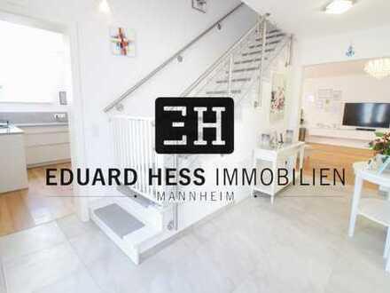 ++ Bergstraße: Wohntraum (er-)leben – neuwertiges u. freistehendes Einfamilienhaus in Bickebach ++