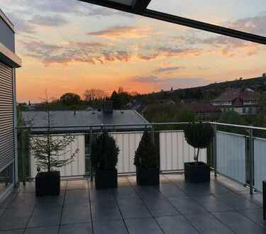 Traumhafte Penthouse-Wohnung in idealer Innenstadtlage