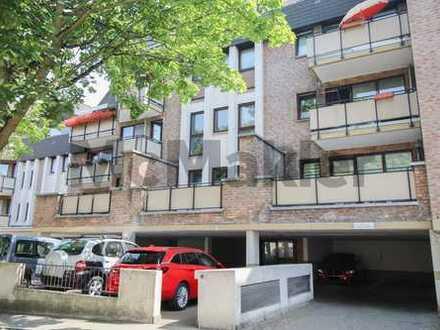 Helles 1-Zimmer-Apartment als Kapitalanlage nahe dem Essener Zentrum