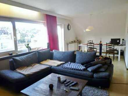 Wohnung in Stuttgarts grüner Halbhöhenlage