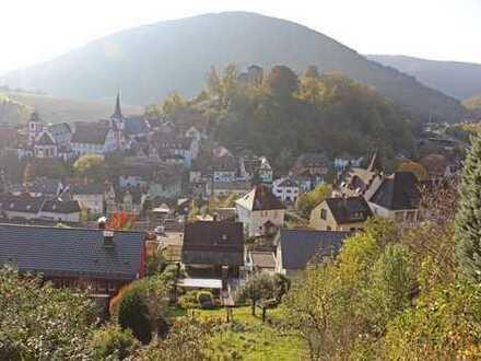 Einfamilienhaus mit Einliegerwohnung und Panoramablick in Neckarsteinach