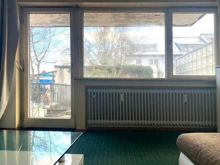 Zimmer in einer 2er WG mit Terrace - 520 € Warmmiete, ruhige Lage!