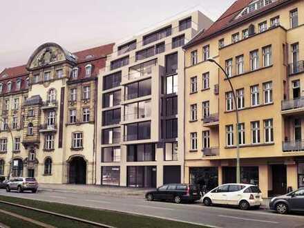 Provisionsfrei! Galerie in unvergleichlicher Lage direkt am Rosenthaler Platz